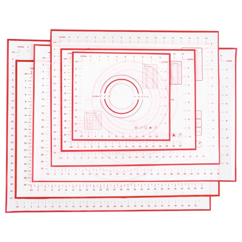 Антипригарный силиконовый коврик для выпечки многоразовый коврик для выпечки со скалолазанием 80x6 0/70x5 0/60x6 0/60x5 0/60x4 0/50x4 0/40x3 0/29x26CM|Принадлежности для выпечки|   | АлиЭкспресс