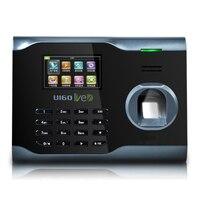 WiFi TCP/IP Fingerprint Time Attendance Fingerprint Time Clock For employer attendance With Free Software