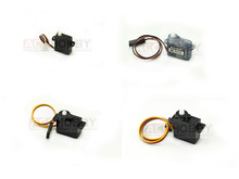 Free Shipping High speed  High Torque PZ/EMAX Servo 1.7g 2.5g 5g 9g 17g 37g For RC/Helicopter/Car/Boat