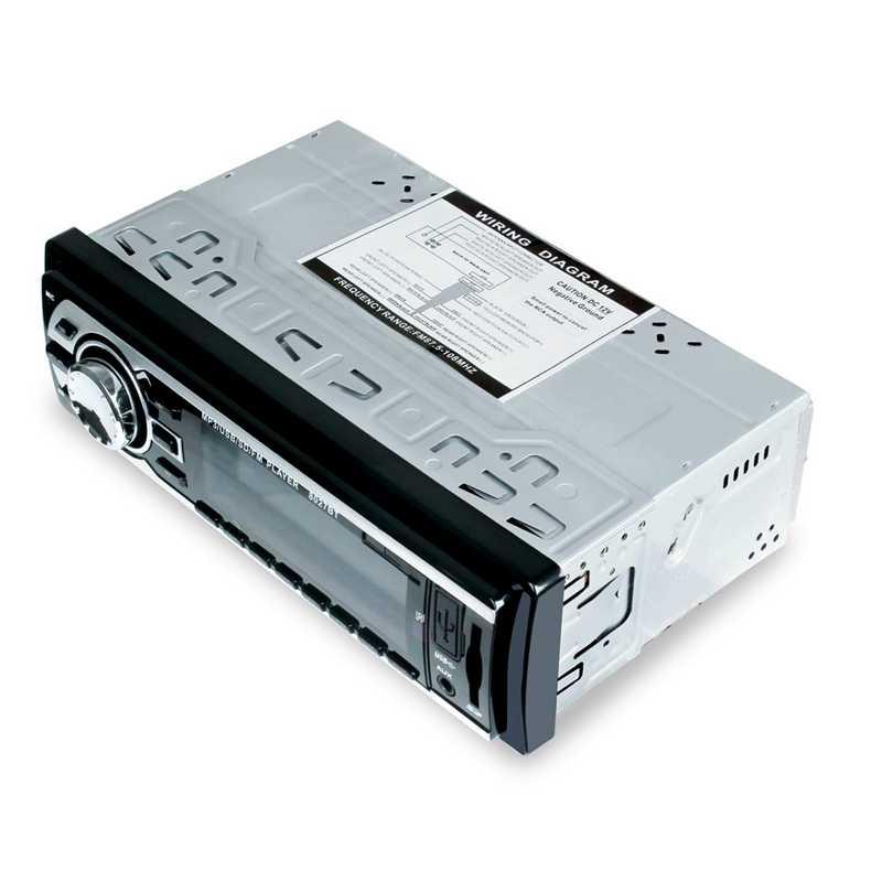 Car MP3 Player/LCD Display 12V 8027BT Car Radio MP3  Support USB/SD/MMC Memory Card /FM/WMA/Remote Car Radio MP3 Player