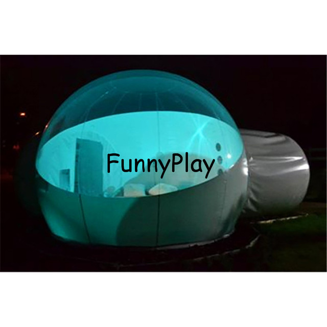 inflatable bubble c&ing tentinflatable globe tentsoutdoor party tents with floorfamily  sc 1 st  AliExpress.com & inflatable bubble camping tentinflatable globe tentsoutdoor ...
