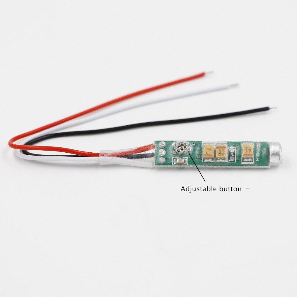 CS-05H мини регулируемый звуковой монитор для камеры видеонаблюдения Mircophone