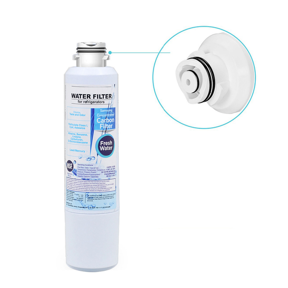 Image 4 - NEW Household Water Purifiers Refrigerator Water Filter Cartridge Activated Carbon Replacement for Samsung DA29 00020B 4 Pcs/lot-in Water Filters from Home Appliances