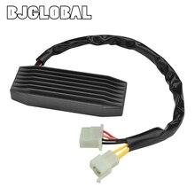 BJGLOBAL 12V Voltage Regulator Rectifier for Suzuki VS1400GLP Intruder Boulevard S83 1987 1988 1989 1990 1991-1995