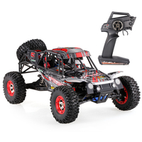 Wltoys 12428 C RC Car 1/12 2.4G 4WD 50km/h High Speed Electronic Toy Brushed Off Road Crawler Vehicle Remote Radio Control RTR