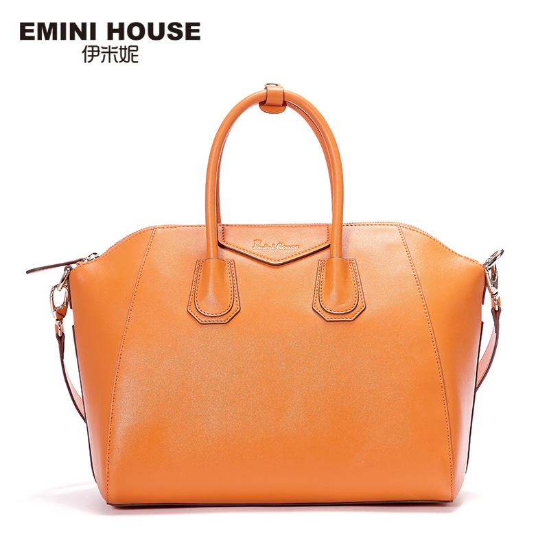 EMINI HOUSE Tote τσάντα Split δέρμα τσάντες - Τσάντες - Φωτογραφία 2
