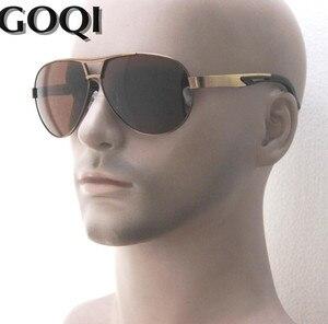 Image 1 - 2018 NEWST סגנון, סגנון אופנה גברים מקוטב gafas, משקפי שמש מקוטבות של נשים, דיג פנאי בציר goggle, אריזה מלאה