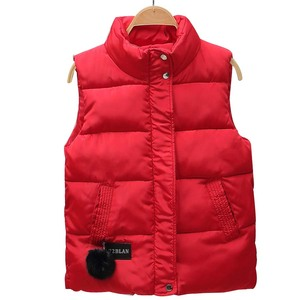 Image 3 - Women Vest Mandarin Collar Sleeveless Short Coat Women Jacket Waistcoat Female Plus Size Chalecos Para Mujer 2020 Autumn Winter