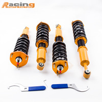 For 01 05 LEXUS IS 300 24 Clicks Adj Damper Height Coilovers Shock Absorbers Portcross Wagon