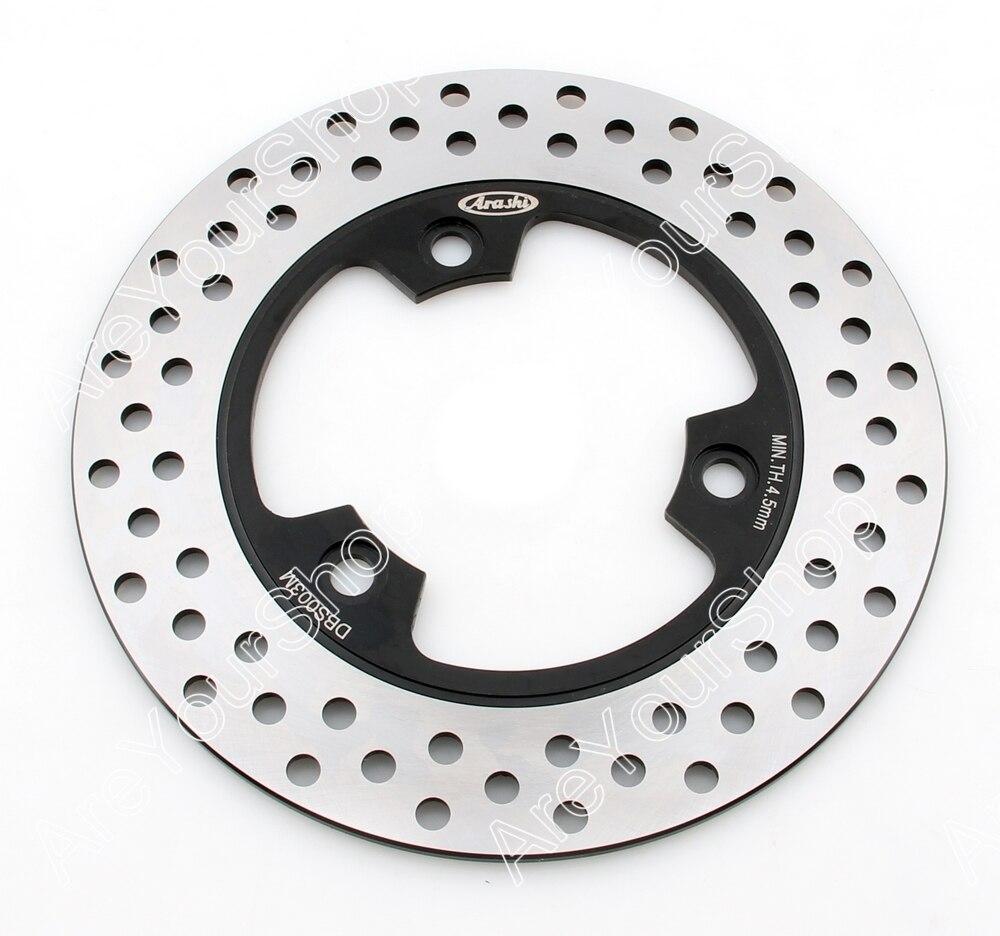 Продажа нержавеющей стали мотоцикл Тормозной диск мотоцикл заднего тормозного диска ротора для Honda CBR250(NC19) 250 250 250 SPADA250 NSR250