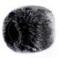 Neewer Outdoor Microphone Furry Windscreen Muff for Zoom H5/Similar Portable Digital Recorders