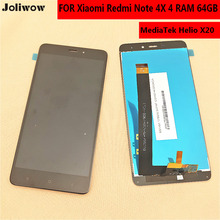 For Xiaomi Redmi Note 4X PRO / 4  note4 Global version LCD Display+Touch Screen Replacement for Note4X MTK Helio X20
