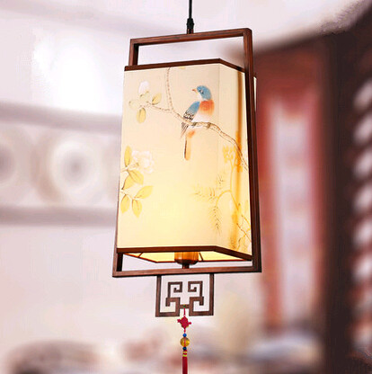 Aliexpresscom Buy New Chinese style flower bird pattern fabric