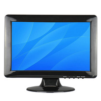12 Inch Wide Touch Screen Monitor 1280 800 Resistive Touch Monitor 16 10 Security Touch Monitor
