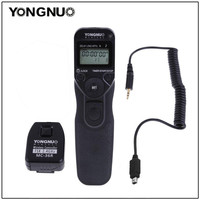 Yongnuo MC 36R C3 Model Wirless Time Remote Cord For CANON 7D 50D 40D 30D 5D