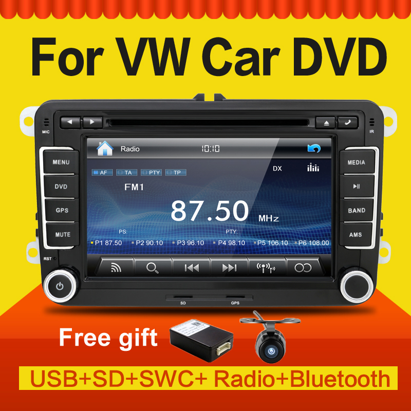 2 din radio for vw car dvd player forvw passat b6 polo golf 5 for vw