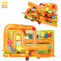 Kids Plastic Tunnel Water Pipe Building Blocks Sets Educational Toys For Children S Creativity Models Building
