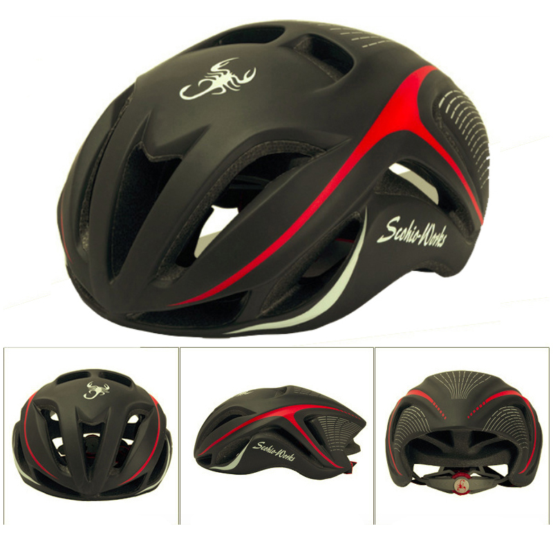 250g Cycling Bicycle helmet UltraLight mans bike protective  sports Helmet Road MTB mountain Bike Cascos Ciclismo PC+EPS 5 color mtb road bike bicycle cycling sports carbon helmet