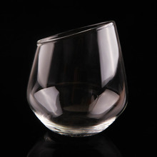 420ml Rounded Glass Cup