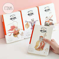 Hot Sketchbook Painting School Diary Notebook paper 96 Sheets Watercolor Sketch book for drawing Office school supplies Gift