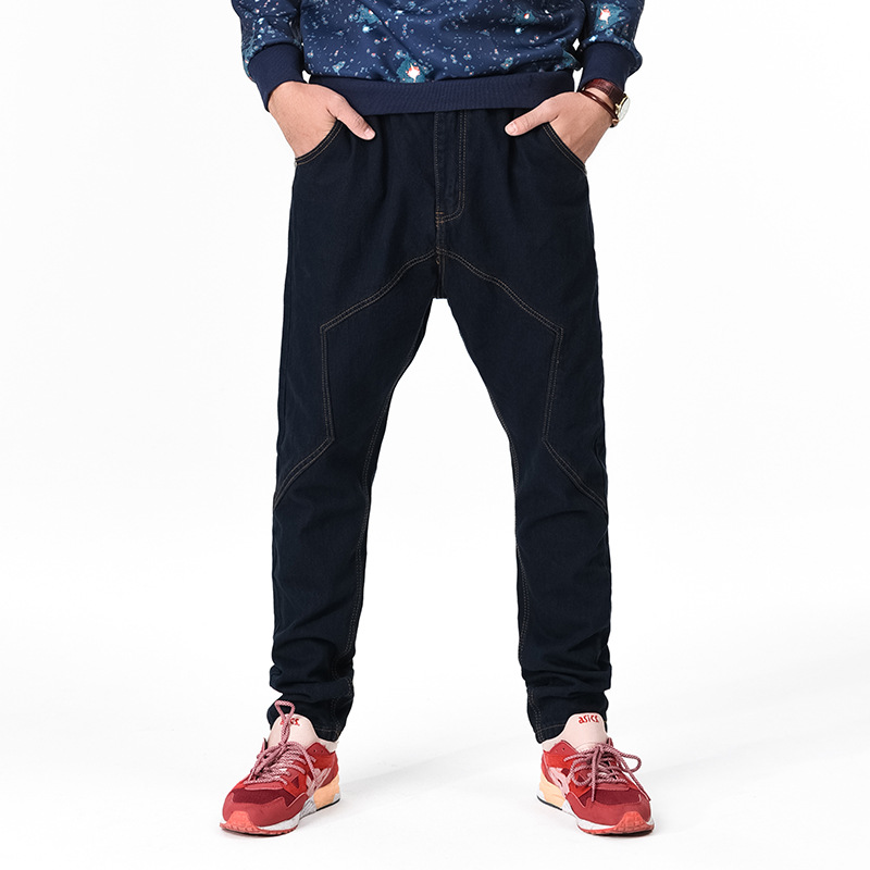 2018 new arrival famous brand jeans for man pants designer brand