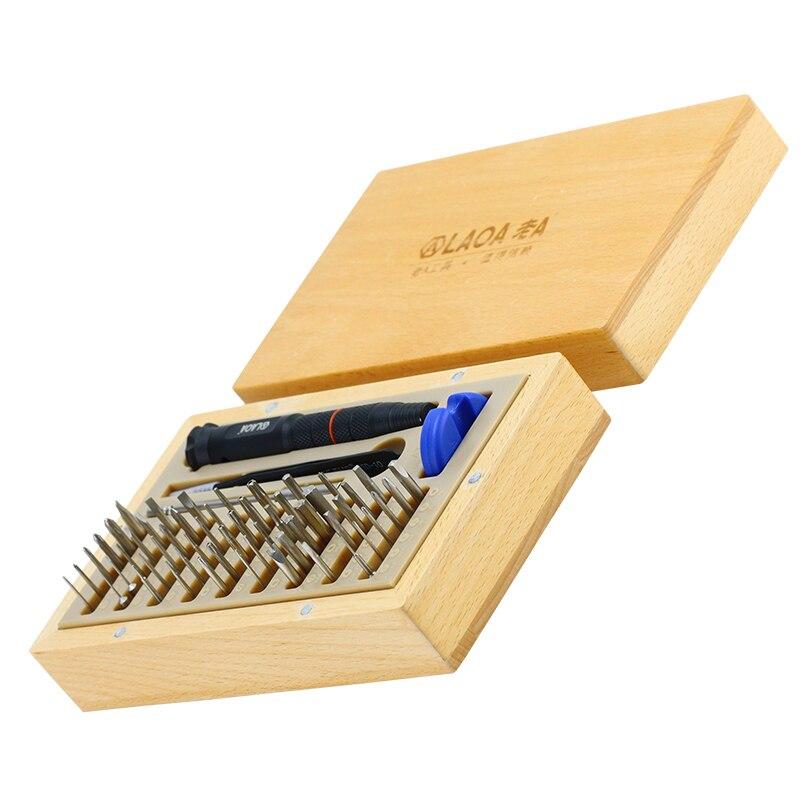 LAOA 58 in 1 Präzise Schraubendreher Set Reparatur Set Multifunktionale Reparatur für Handy Computer Reparatur Handwerkzeuge - 5