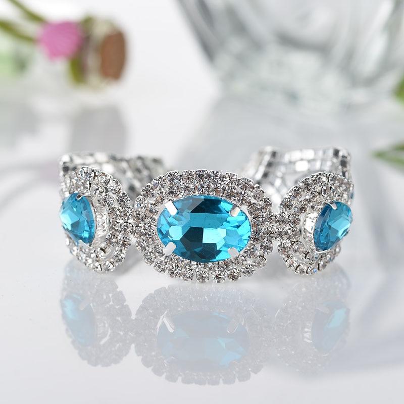 Famous Brand Bracelets For Women Crystal Silver 925 Jewelry Bracelets Best  Friend Jewelry Nomination 2018 Pulseras A041 adf84f02a