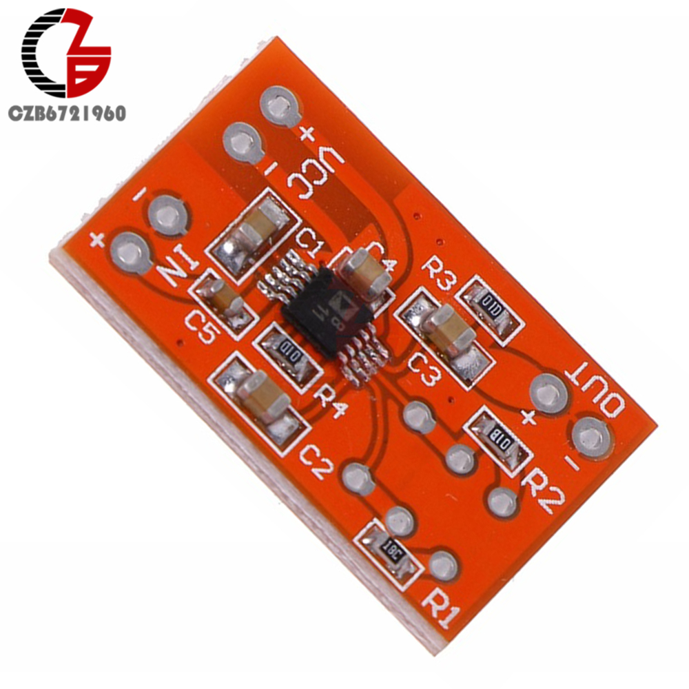 Detail Feedback Questions About Dc 3v 5v Ssm2167 Microphone Ecm Mic Preamplifier By Bc549 6 1 2 3