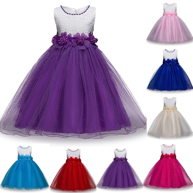 nacolleo Birthday Party Dress Dresses for Girls Ball Gown