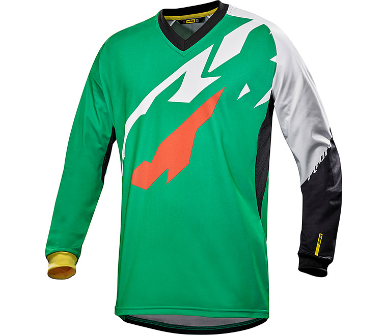 Prix pour 2017 Nouveau MAVIC Descente Jersey Vtt Moto Vélo Jersey Crossmax Shirt Ciclismo Vêtements pour Hommes VTT T Chemise
