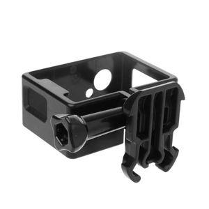 Image 5 - 1 Set Koruyucu Çerçeve Sınır Yan Standart Shell Konut Case Toka Montaj Aksesuarları için SJ6000 SJ4000 Wifi Eylem Kamera Kamera