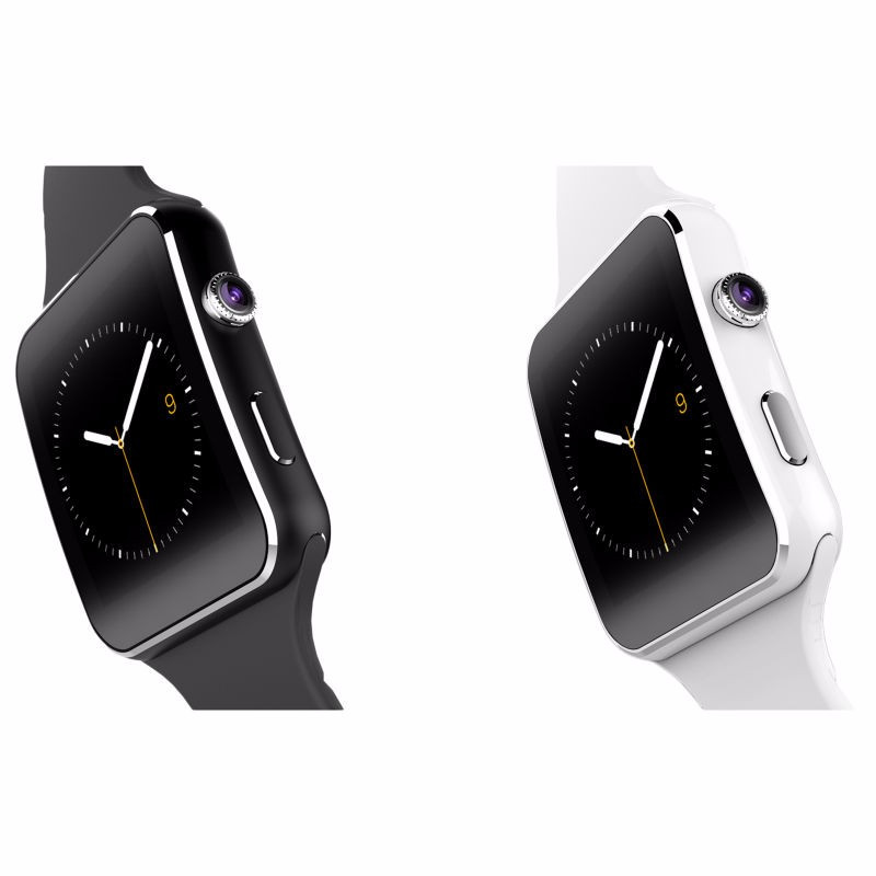 New Original X6 Bluetooth Smart Watch For Android For Samsung Huawei Sony Heart Rate Sleep Tracker Adult WristWatch pk GT08 K88H