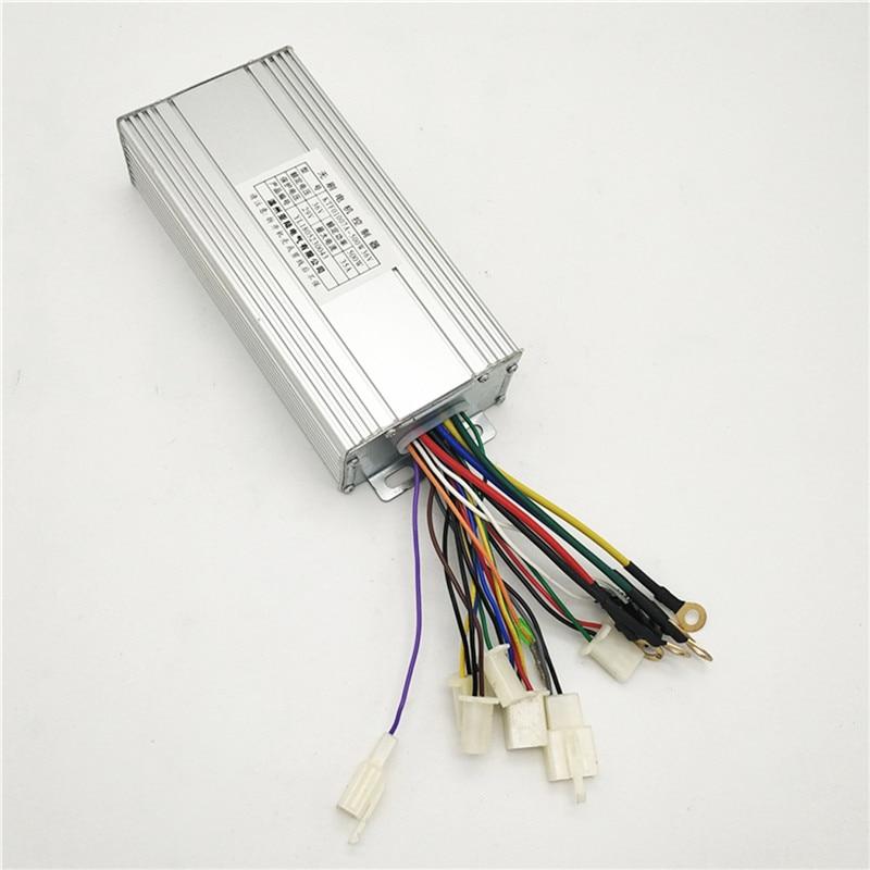 500 Watt 750 Watt 48 V BLDC Brushless DC Controller für BM1418ZXF - Radfahren - Foto 2