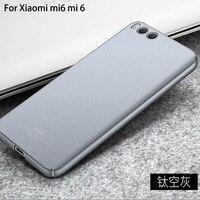Xiaomi Mi6 Case Original Msvii Xiaomi Mi 6 Matte Case 5 15 Inch Back Cover Phone