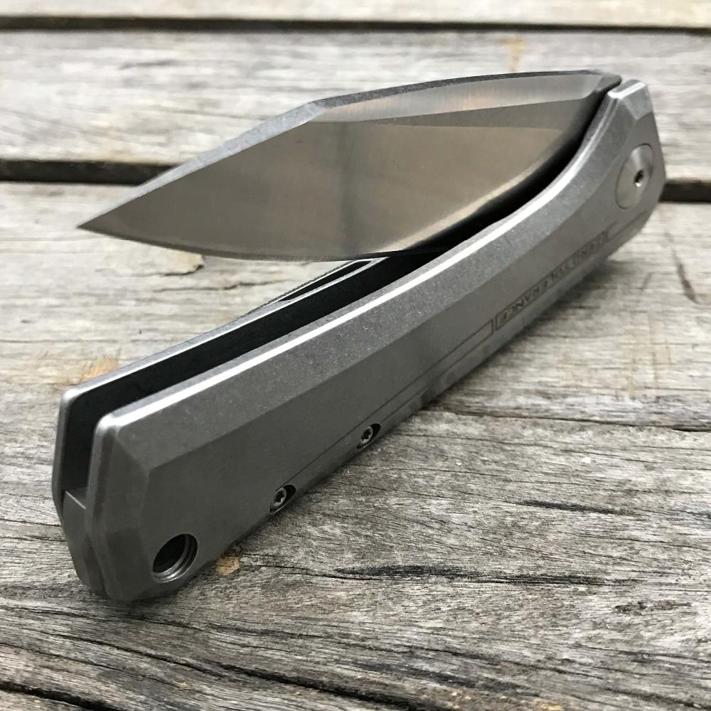 LDT 0808 Zakmes D2 Blade All Steel Handvat OEM Hunting Survival - Handgereedschap - Foto 5