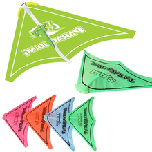 4Pcs/Lot Hand Pull Gider Model Toy Kids Children Outdoor Fun Playing Rubber Band Airplane Science Learning Educational Toys