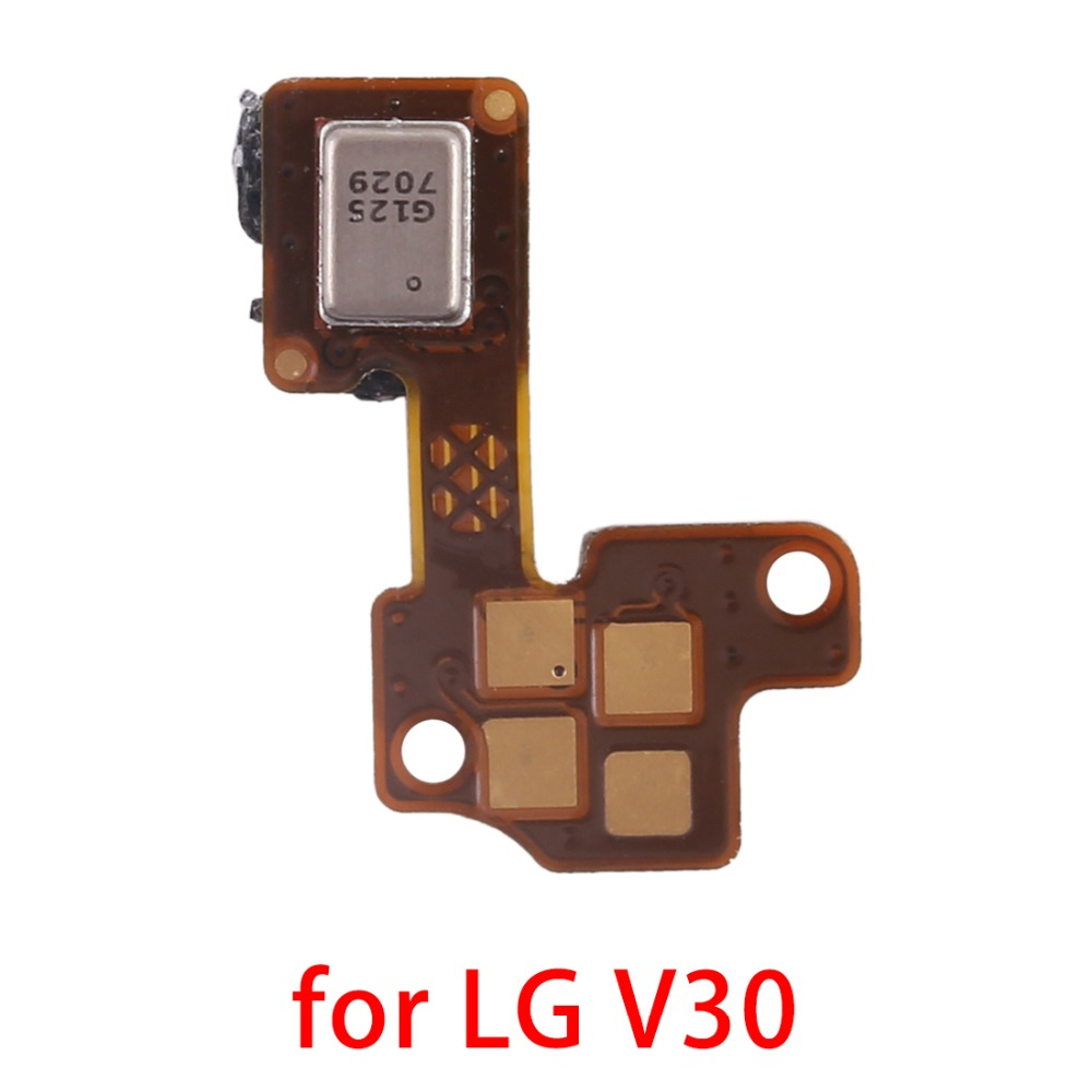 New For LG V30 Microphone Flex Cable For LG V30