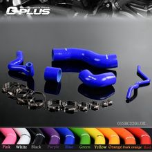 Силиконовые Turbo Индукционная Шланг Для VW Golf IV MK4 JETTA БОРА 1.8 Т 96-05 10 цвета могут выбрать