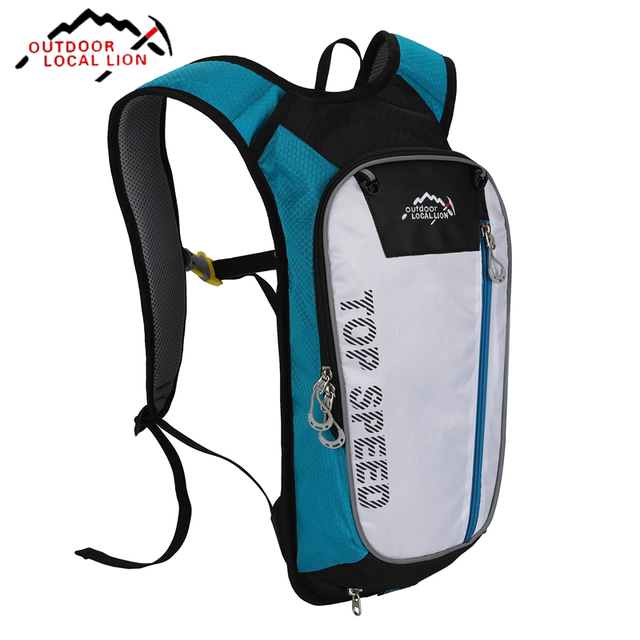 Man Sport Riding Backpack Women MTB Outdoor Breathable Ride Backpacks Marathon Hydration Vest Pack Bicycle Cycling Bike Bag
