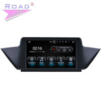 Wanusual 2G 16GB Android 7 1 Quad Core Car GPS Navigation For BMW X1 E84 2009