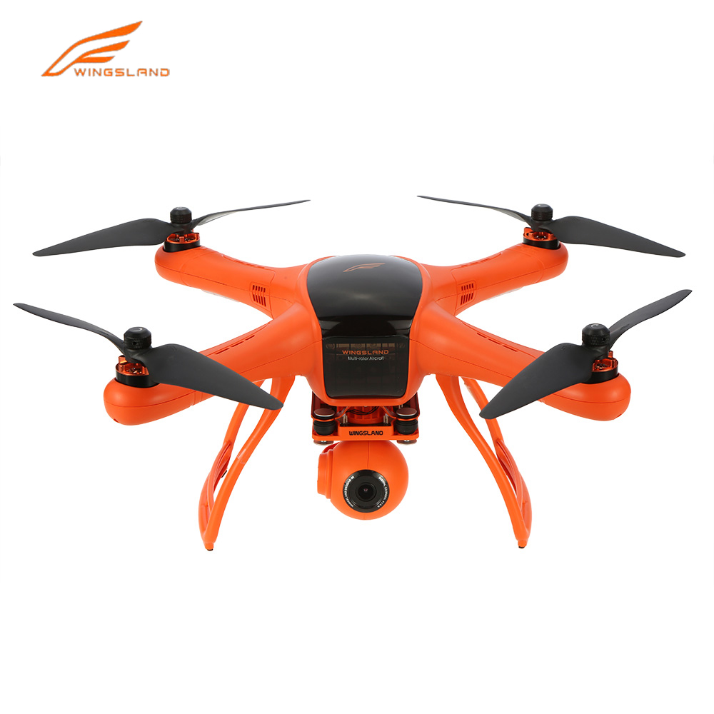 Wingsland Scarlet Minivet drone with camera 5.8G Quadcopter FPV GPS Drone with HD 1080P Camera,100% original  shipping with dhl