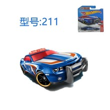 2016 Hot Wheelsa Police car Metal Diecast Cars Collection Kids Toys Vehicle For Children Juguetes