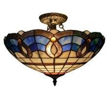 Dia.40CM Европа Стиль Потолочные Лампы Тени Home Decor Освещение Гостиная, Бесплатная Доставка