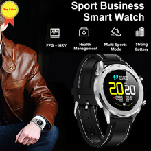 Men Smart Watch 2019 IP68 Waterproof Payment ECG Heart Rate Monitor Fitness Tracker Wristband Band Sport Wristwatch