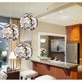 Лампы 1/3 для ресторанов  оригинальная Подвесная лампа  с одной головкой  с тремя головками  современная  простая  для столовой  FG464 LU1018
