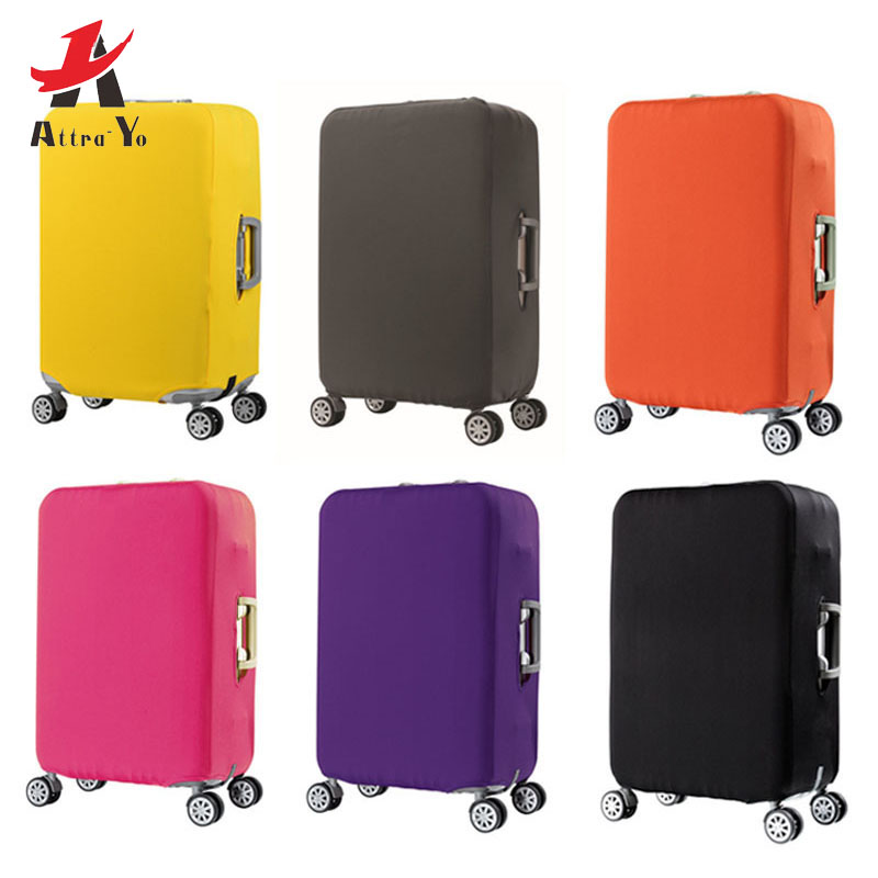 Attra-Yo Suitcase-Case Luggage-Cover Protective-Cover Travel-Accessories Trolley