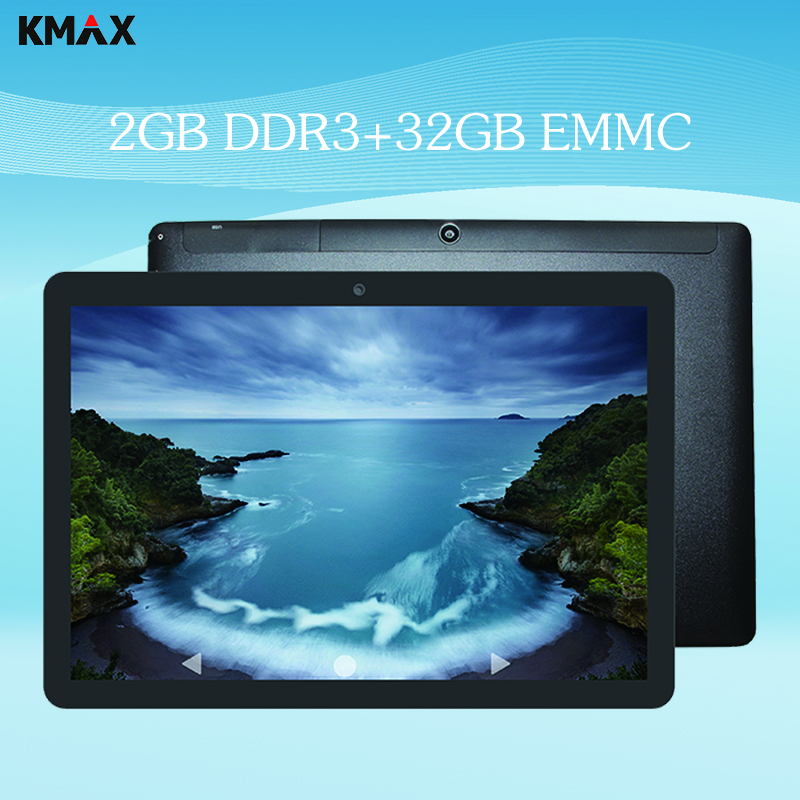 KMAX 10 inch 4G LTE phone call Tablet pc android 7.0 2GB + 32GB dual sim card Quad Core 3G wifi tablets 10.1 7 8 9 mini pad kmax tablet pc 7 inch ips quad core android 7 0 google tablets dual camera bluetooth 16gb rom wifi tablets k a7i quad