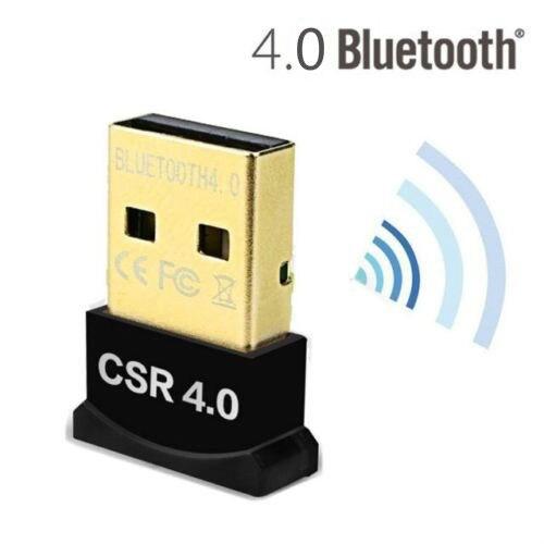 New Arrival Wireless USB Bluetooth V 4.0 CSR Mini Dongle Adapter For Win 7 8 10 PC MAC Laptop 1