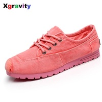 Drop Shipping Old Beijing Style Cotton Made Canvas Shoes Flat Casual Lover Shoes Women Casual Shoes