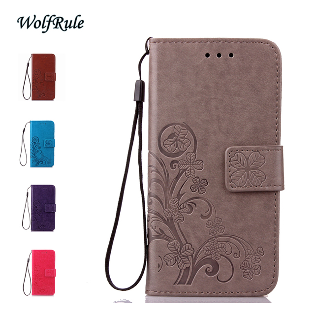 """WolfRule sFor Phone Case HTC 10 Cover Flip PU Leather Handbag TPU Wallet Case For HTC 10 Case For HTC One M10 Card Slot 5.2"""""""